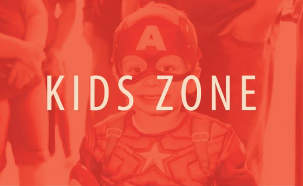 Kids Zone Nickel City Con Buffalo Comic Con