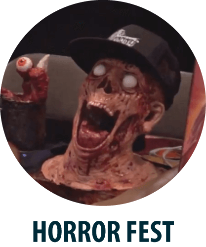 Horror themed guests coming to Nickel City Con buffalo comic con